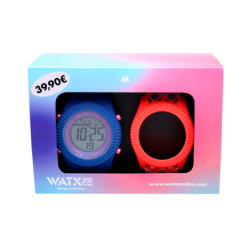 Pack DIGITAL Blue&Pink / 43MM