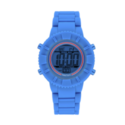 Reloj DIGITAL RACE BLUE / 38MM